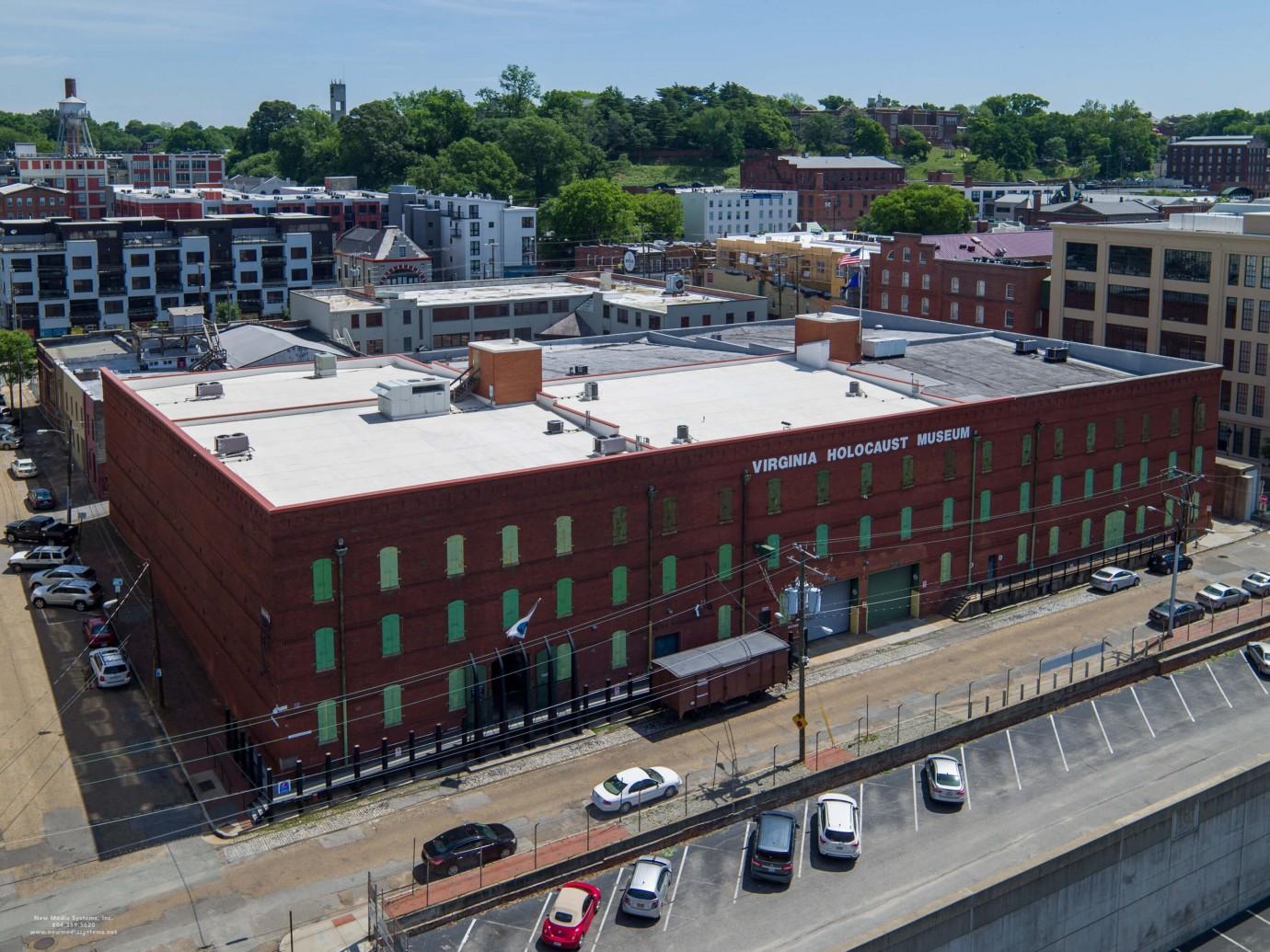 Virginia Holocaust Museum Tpo Roof Richmond Va