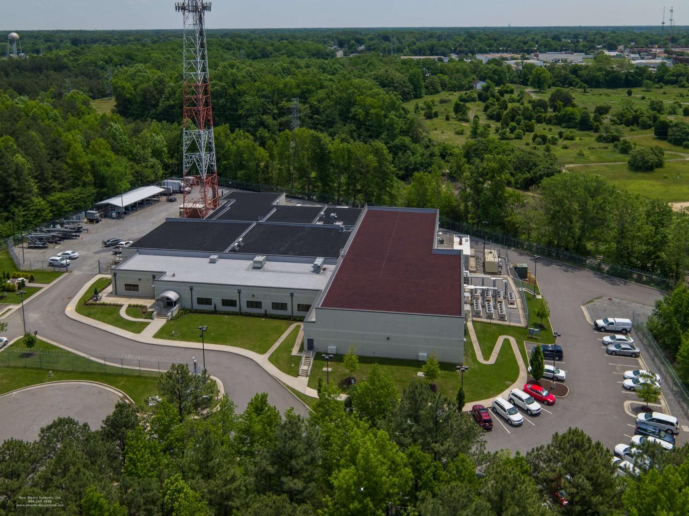 Modified Bitumin Roof System Verizon Wireless Richmond Va